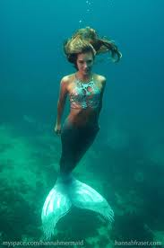 Hannah Mermaid… I want to be you
