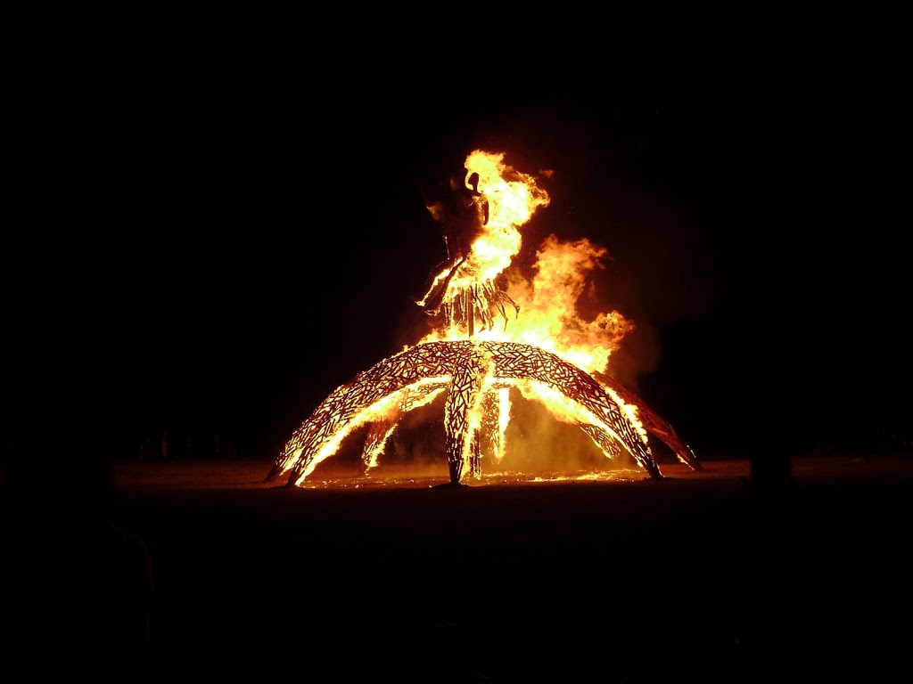 Afrikaburn…I'll try my best to convey the magnitude of Awesomeness