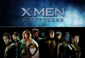 X-Men: First Class…thoughts from a woman's mind