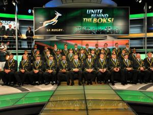 Springbok Squad 2011 Announcement
