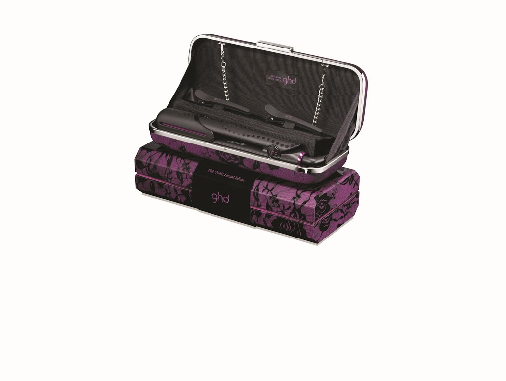Current Obsession: The ghd Pink Orchid