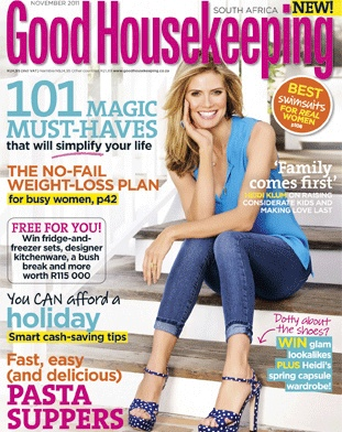 Good Housekeeping SA Launches