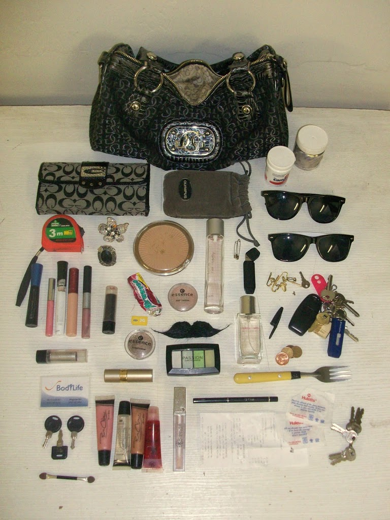 More: What's In Other Girls Bags?