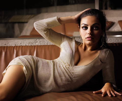 Mila Kunis: My Post Apocalyptic Wife
