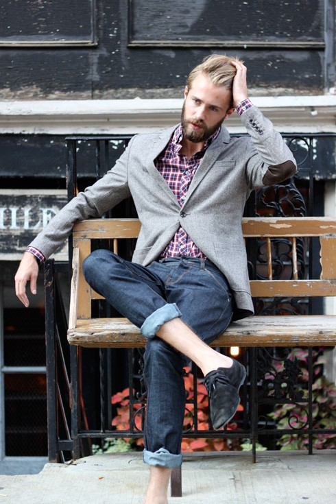 Winter Men(swear) Trends On Pinterest
