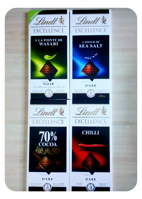 Lindt: A Hint Of Wasabi