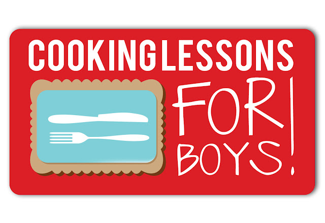 "Cooking Lessons For Boys: Egg&Bacon ""Muffins"" with Hashbrowns"