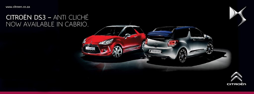 #DS3CabrioRally
