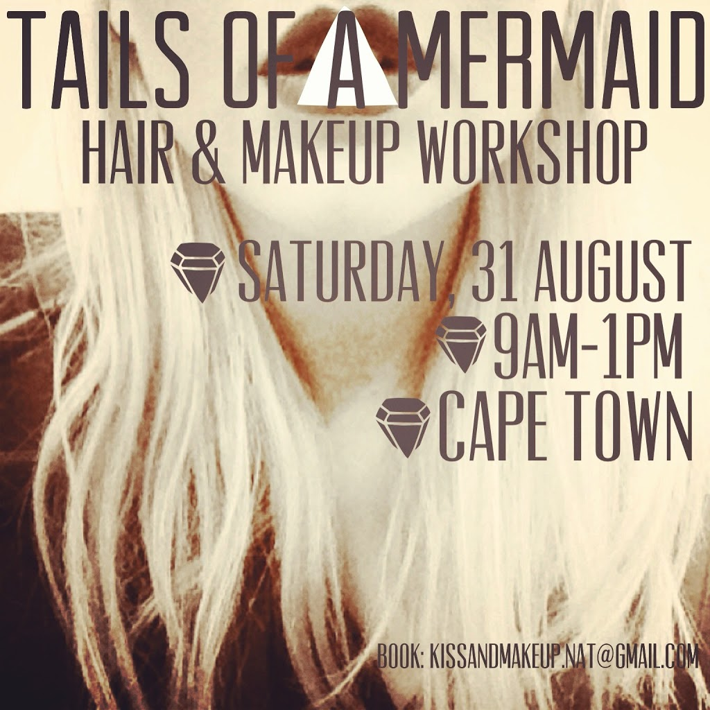 Tails of a Mermaid Hair & Makeup Workshop