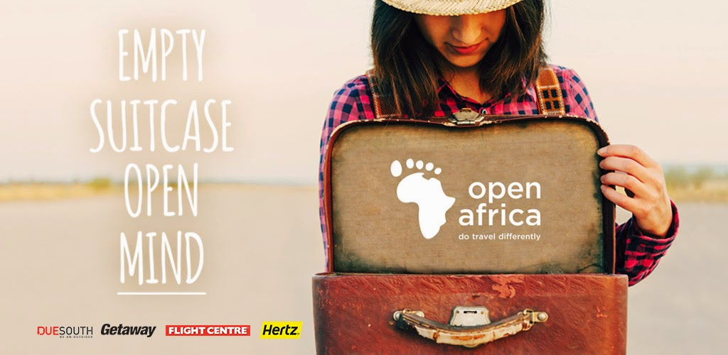 Doing Travel Differently: Off on an adventure with Open Africa