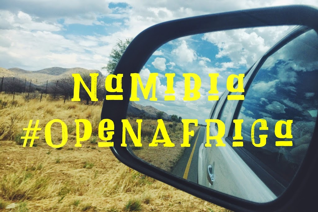 Roadtripping Namibia: Two girls and the open road