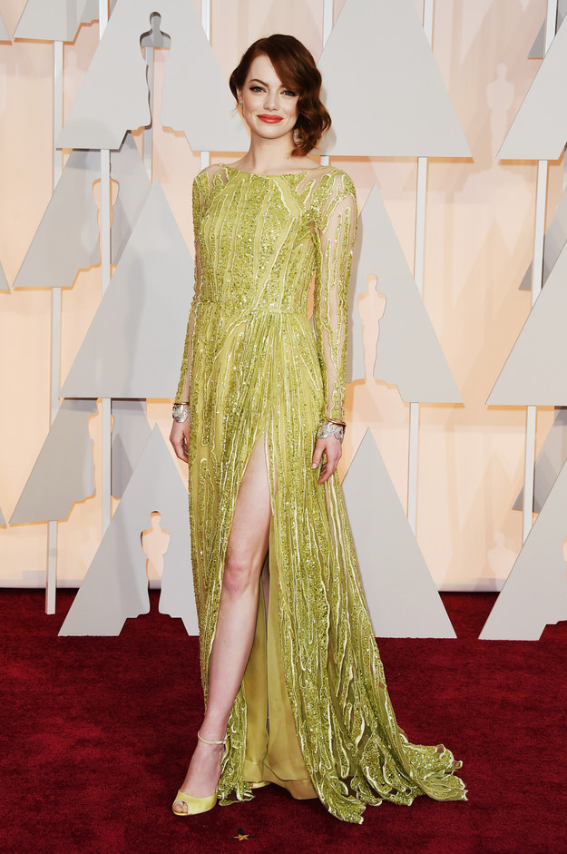 My Favourite Looks from the 2015 Oscars