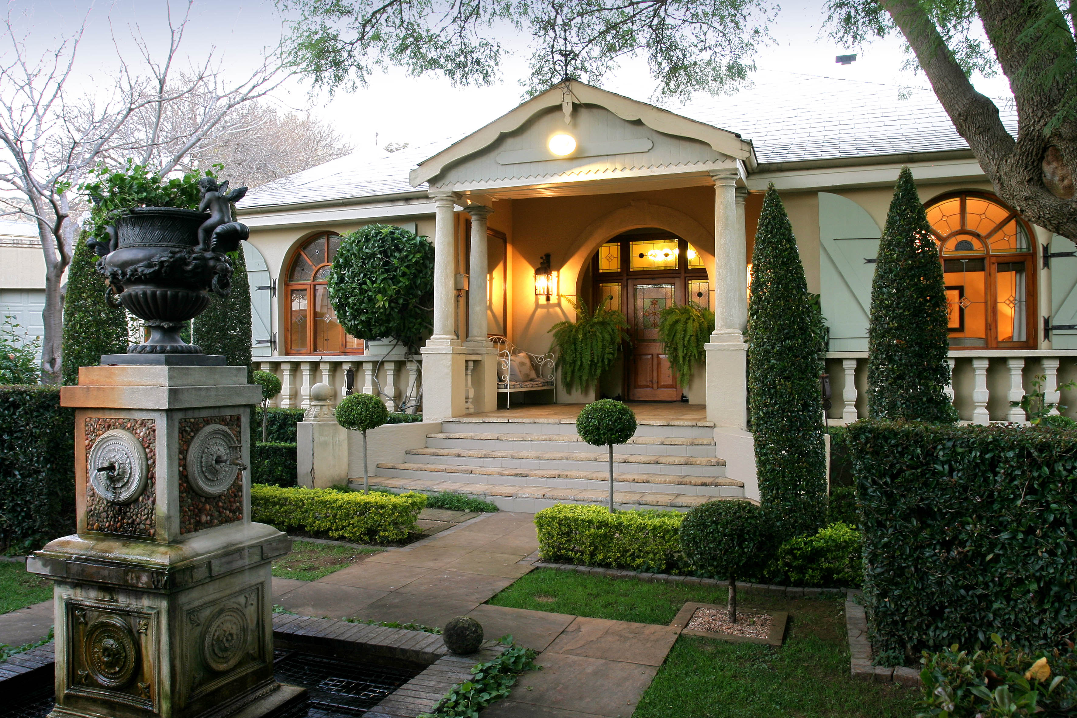 WIN: A Luxurious Winter Weekend at Morrells Boutique Estate – CLOSED