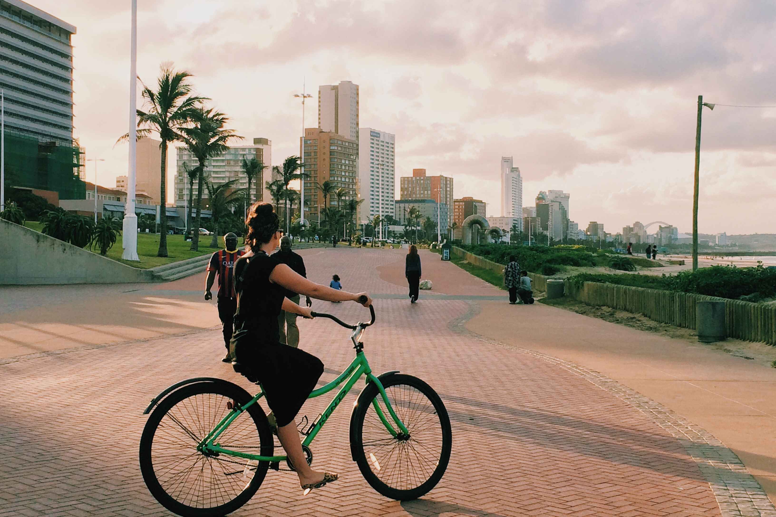 Finding African Perspective in Durban