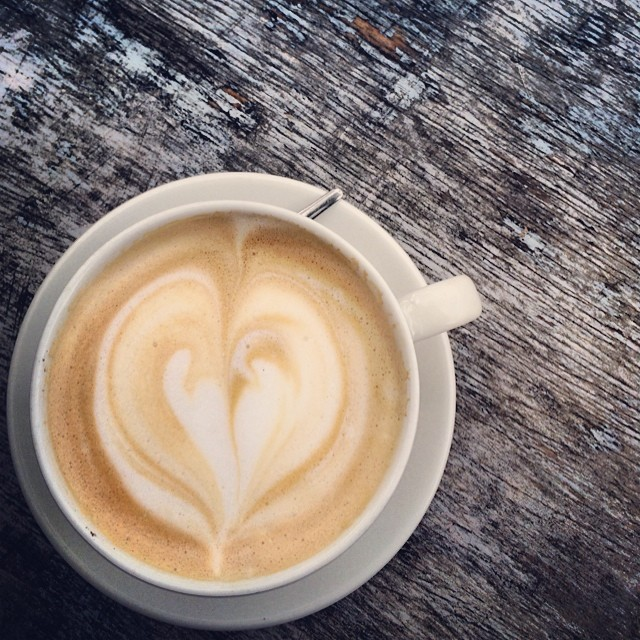 7 Great Spots for Coffee in Woodstock