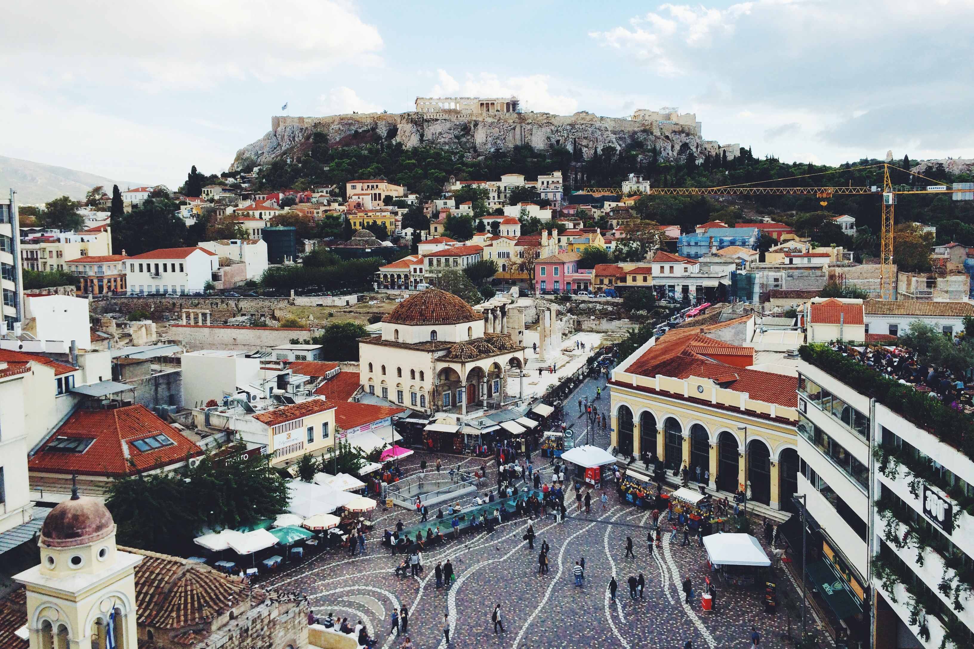 Now is the time to eat your way through Athens