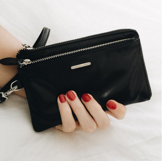 Treat. Yo. Self. to Fine Leather Goods from Jekyll & Hide