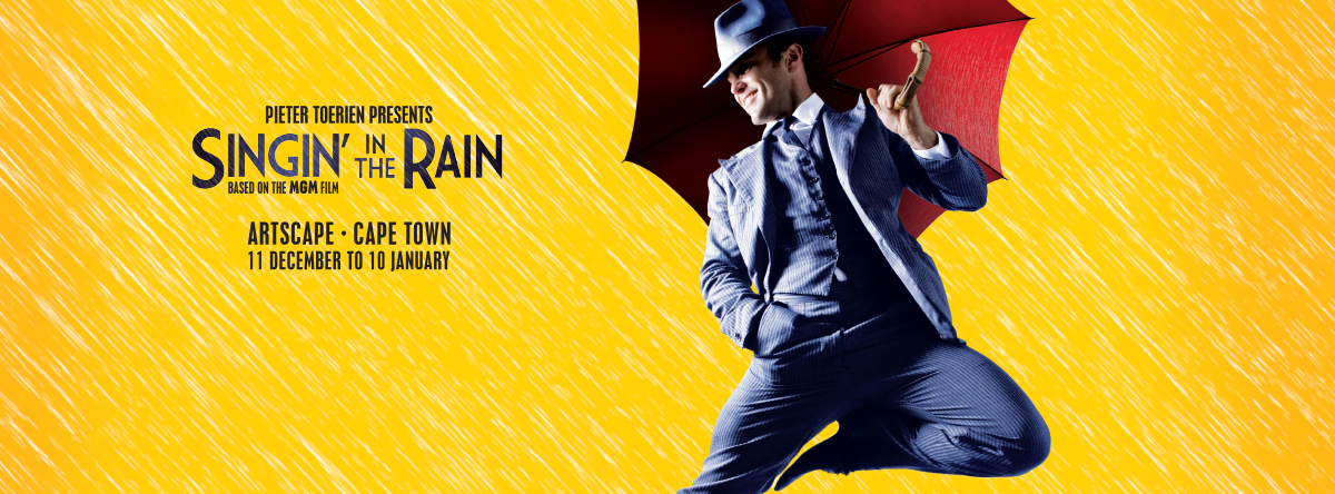 Singin' in the Rain is coming to The Artscape