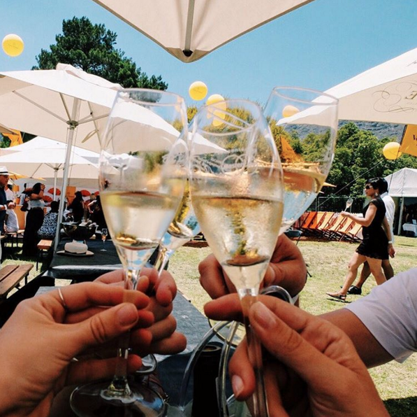 Six Great South African Bubblies for NYE