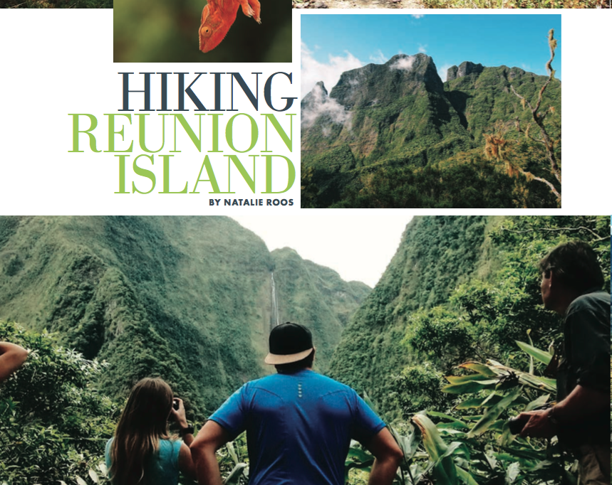 Magazine Feature: Hiking Reunion Island