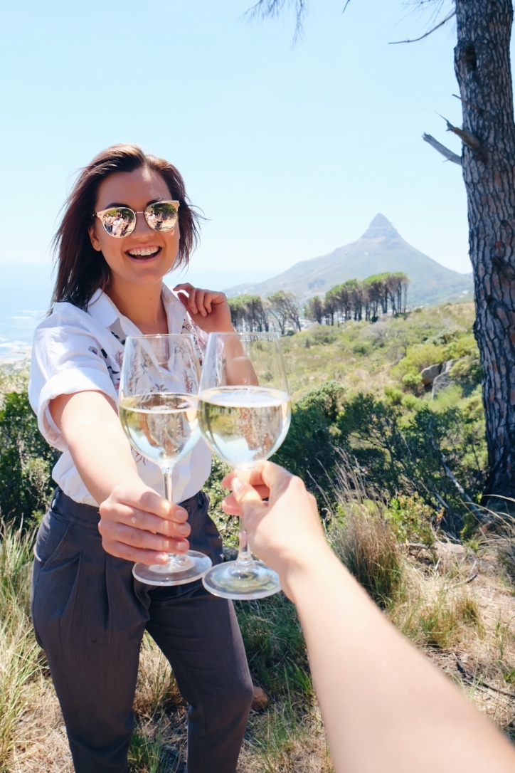 Table Mountain Wine Safari With Durbanville Hills