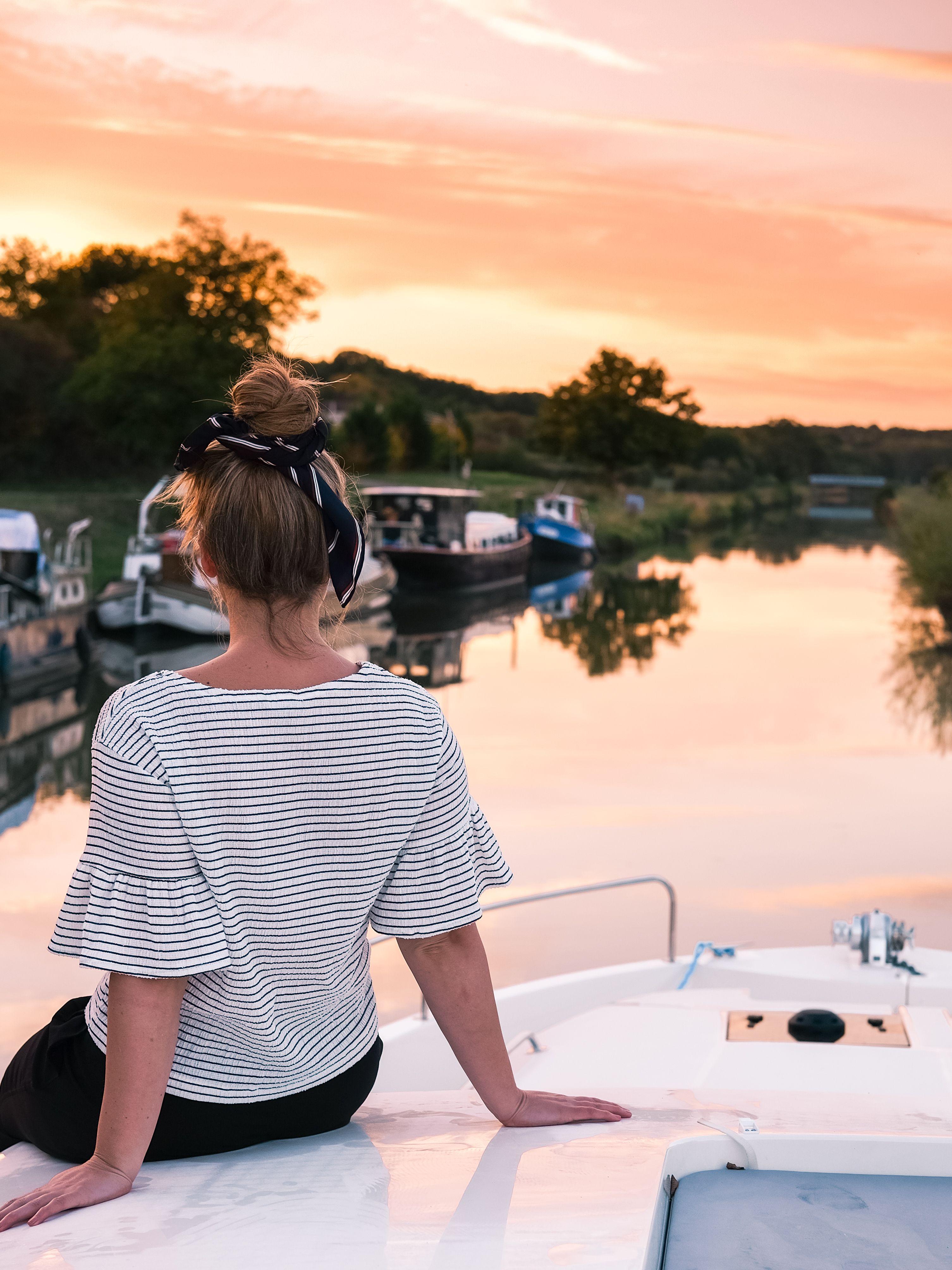 My Guide to A Self-Driving Barging Holiday in France