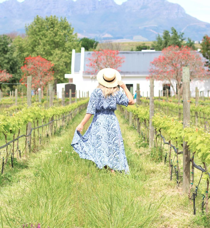 what to wear at a winefarm