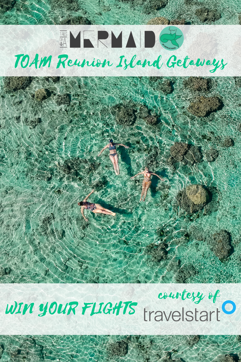 TOAM Reunion Island September Getaways: Book in April and you could WIN your flights, courtesy of Travelstart