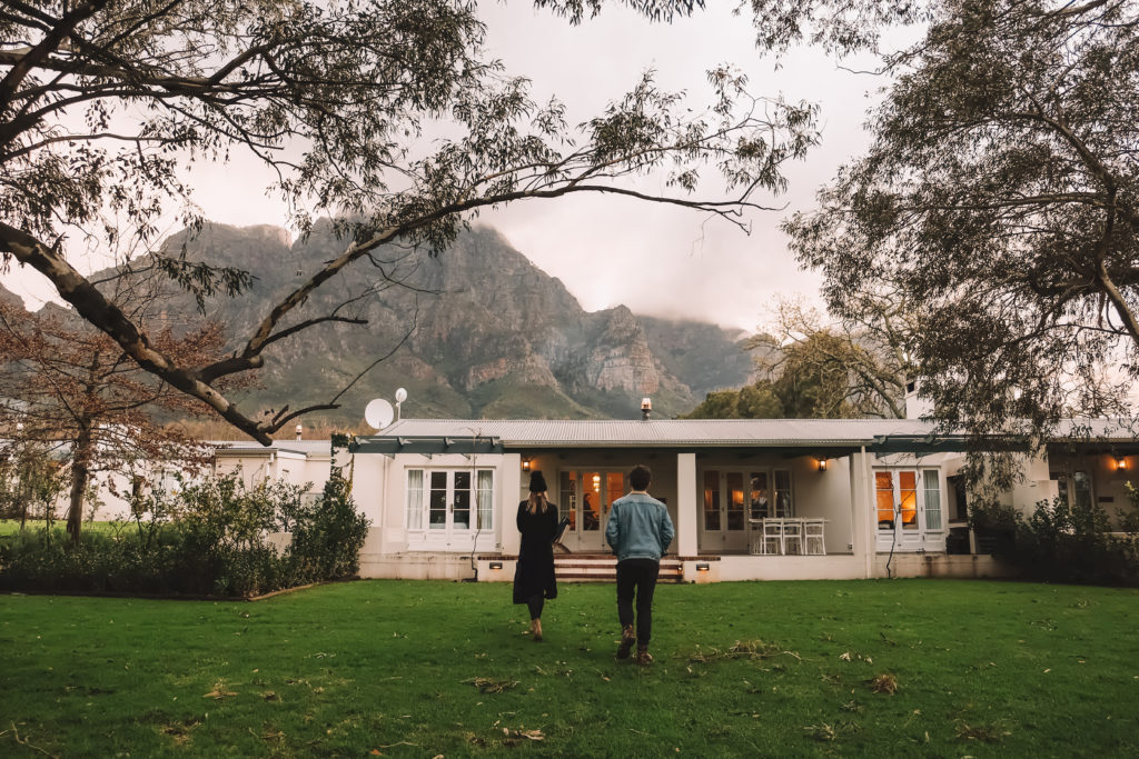 Orchard Cottages Boschendal Franschhoek
